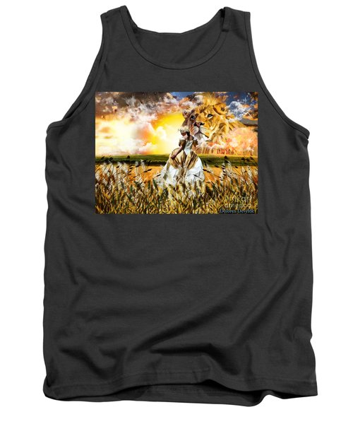 Kingdom Gold Tank Top