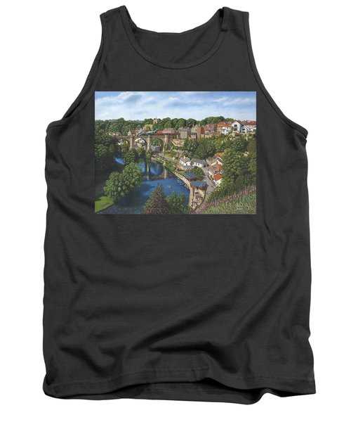 Knaresborough Yorkshire Tank Top