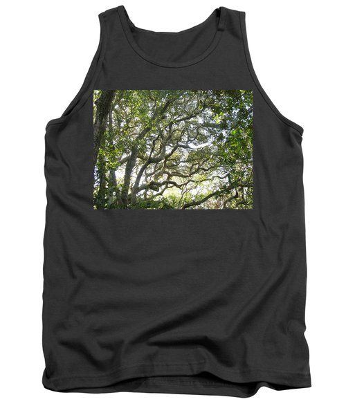 Knarly Oak Tank Top
