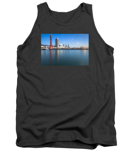 Kobe Port Island Tower Tank Top