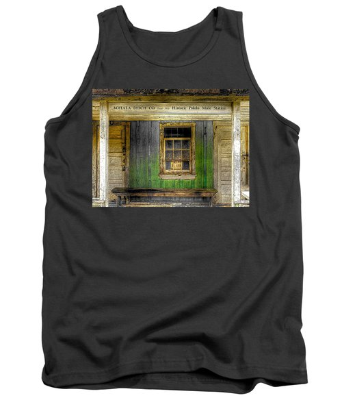 Kohala Mule Station Tank Top