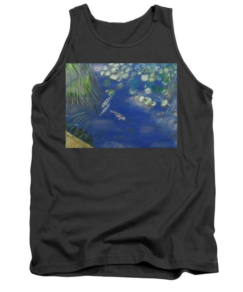 Koi At Red Butte Gardens Tank Top