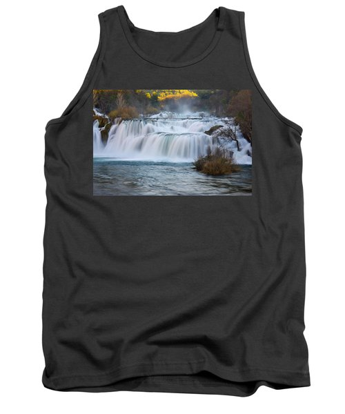 Krka Waterfalls Tank Top