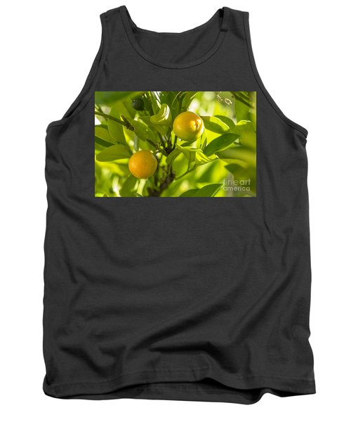 Kumquats Tank Top