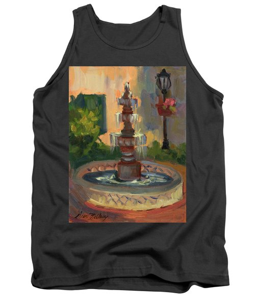 La Quinta Resort Fountain Tank Top