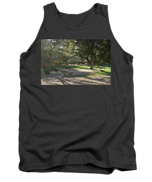 Labyrinth Retreat Tank Top by Michele Myers