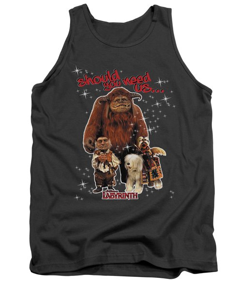 Labyrinth - Should You Need Us Tank Top