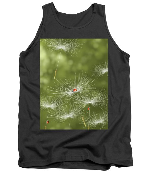 Ladybug Tank Top