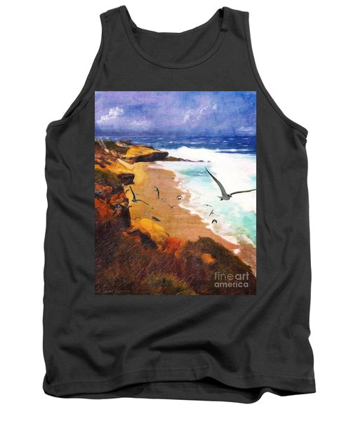Lajolla Afternoon Tank Top