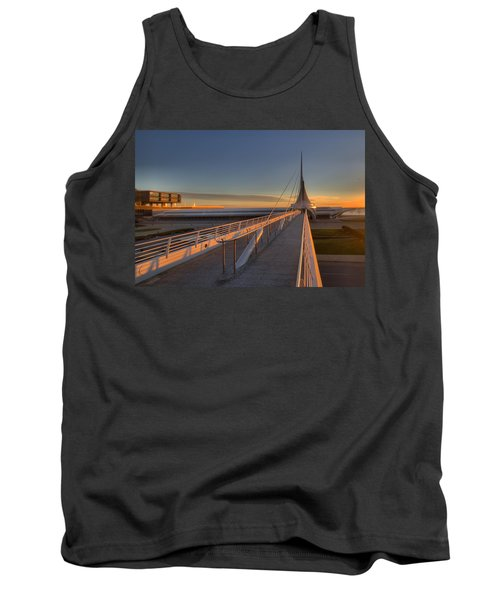 Lake Front View Tank Top