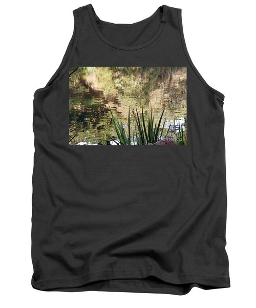 Tank Top featuring the photograph Lake Reflections by Kate Brown