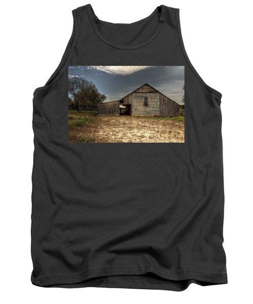 Lake Worth Barn Tank Top