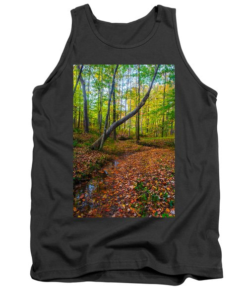 Land Of The Fairies Tank Top