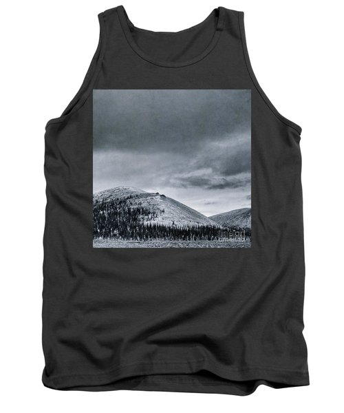 Land Shapes 10 Tank Top