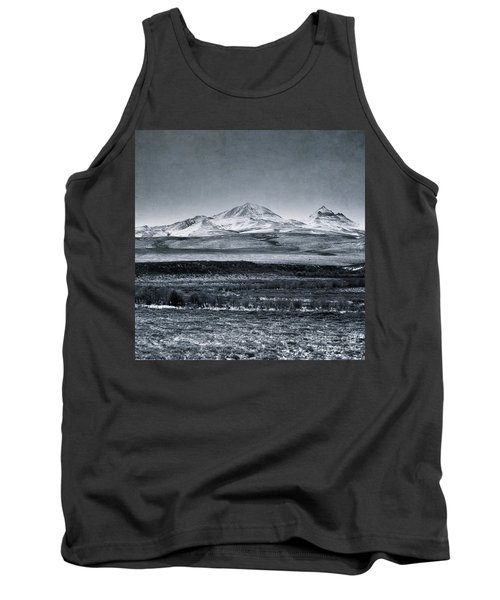 Land Shapes 7 Tank Top