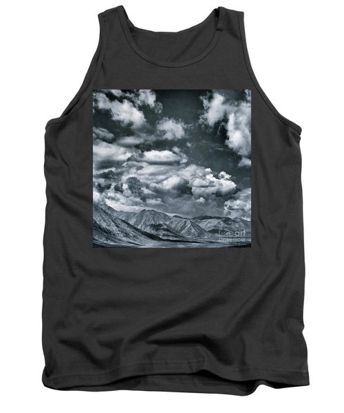 Land Shapes 28 Tank Top