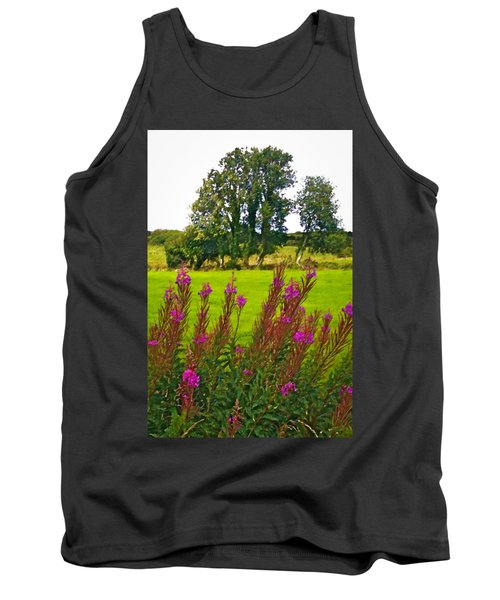 Lanna Fireweeds County Clare Ireland Tank Top