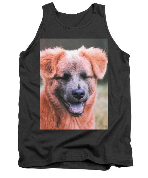 Laughing Dog Tank Top