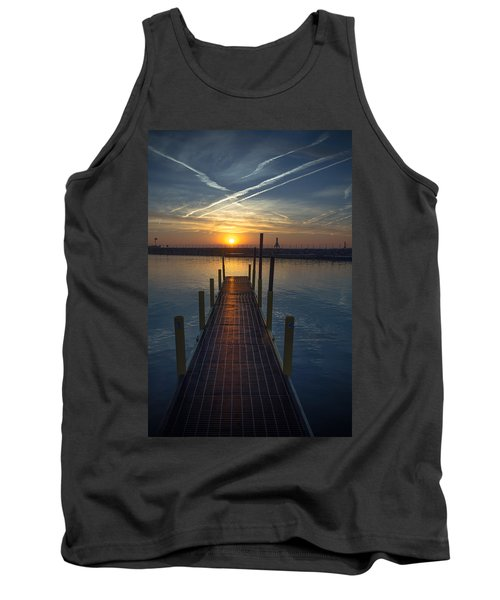 Launch A New Day Tank Top