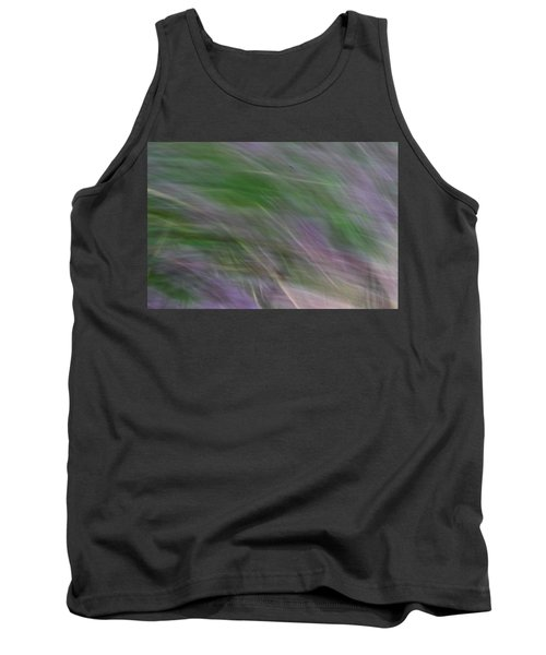 Lavendar Fields Tank Top
