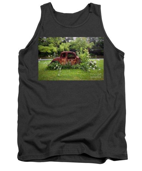 Lawn Ornament Tank Top