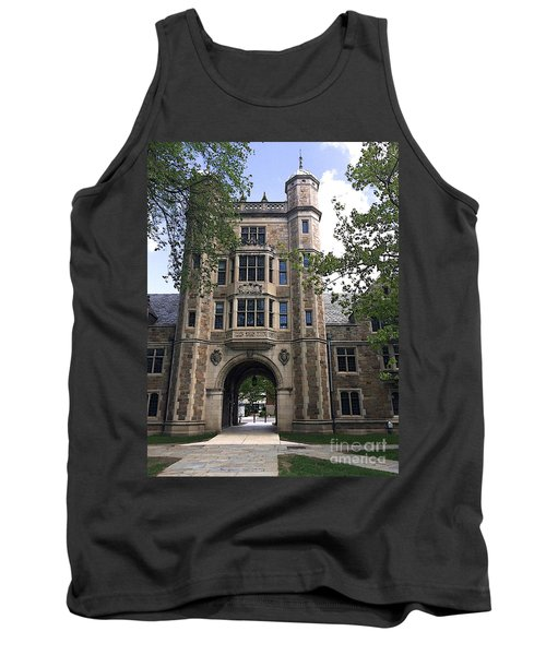 Lawyer's Prison Tank Top