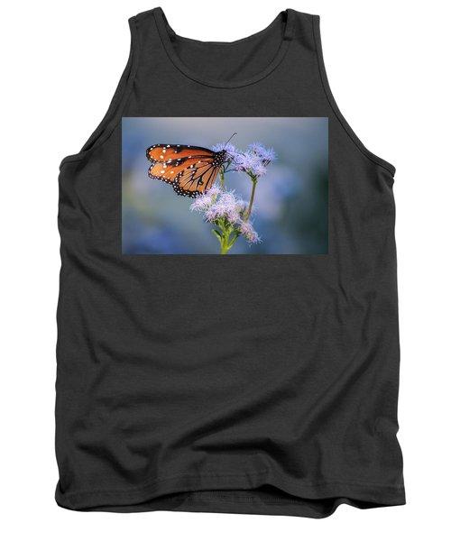 8x10 Metal - Queen Butterfly Tank Top