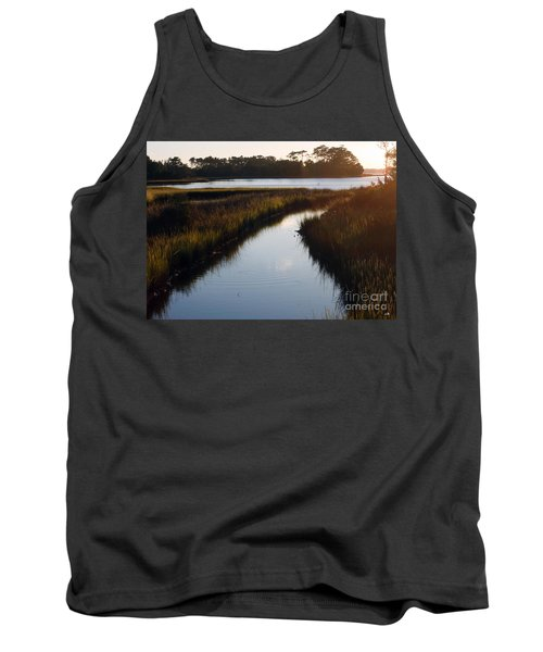 Leading To The Future Tank Top