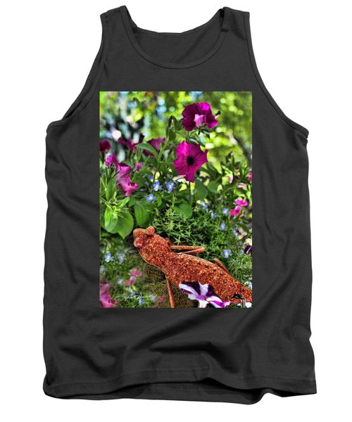 Leaping Lizards Tank Top