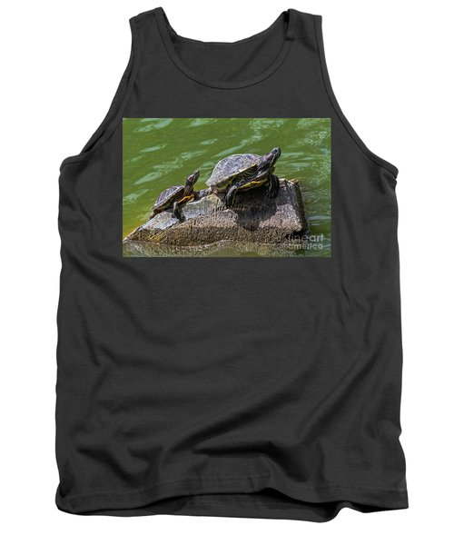 Learning The Ropes Tank Top