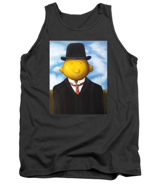 Lemon Head Tank Top