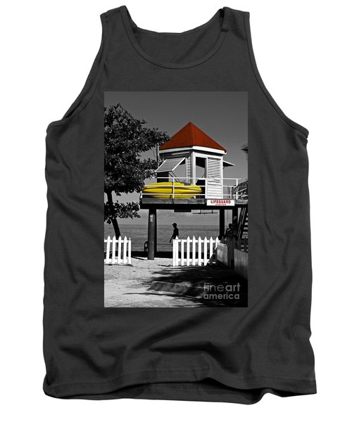 Life Guard Station Tank Top