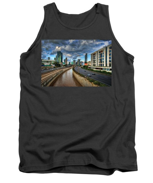 Tank Top featuring the photograph Life In The Fast Lane by Ronsho