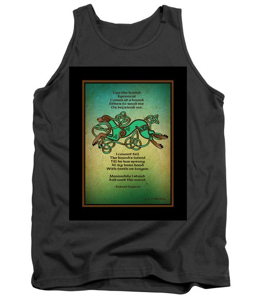 Life The Hound Tank Top