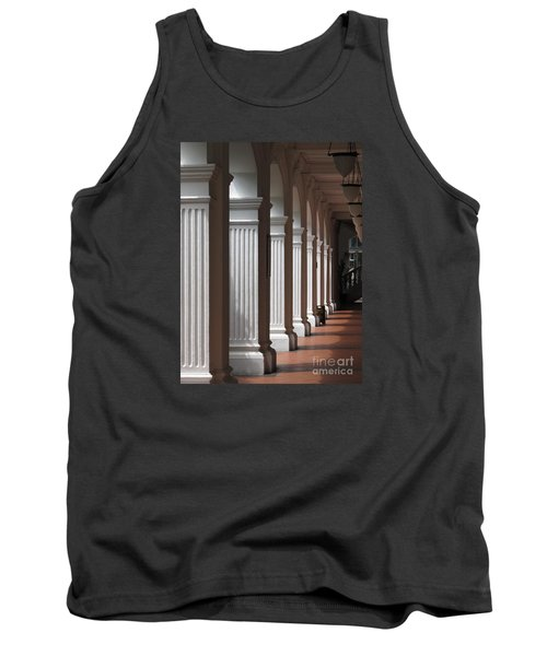 Light And Shadows Tank Top by Ranjini Kandasamy