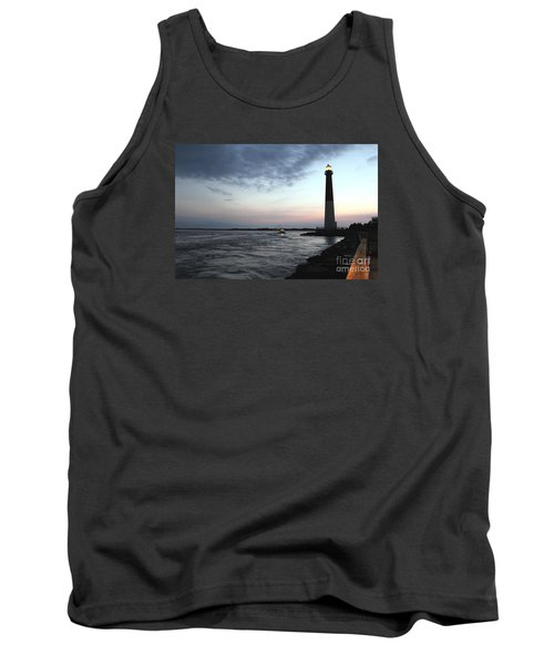 Tank Top featuring the photograph Light At Dawn by David Jackson
