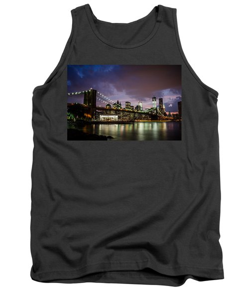 Light Up The Night Tank Top