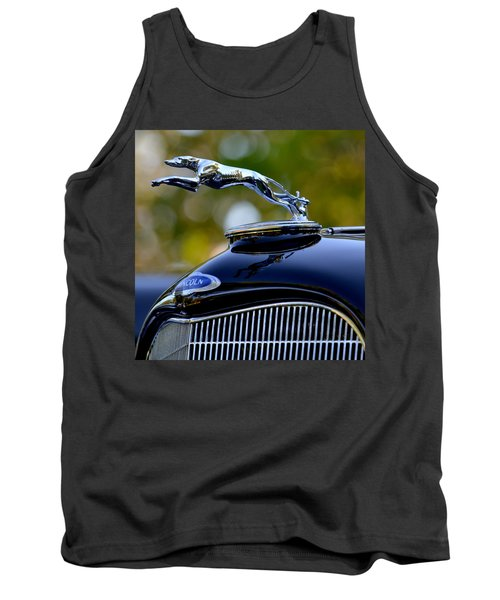 Lincoln Tank Top by Dean Ferreira
