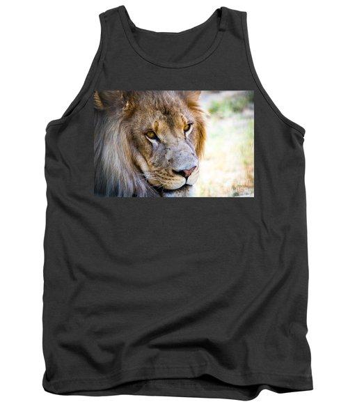 Lion Tank Top