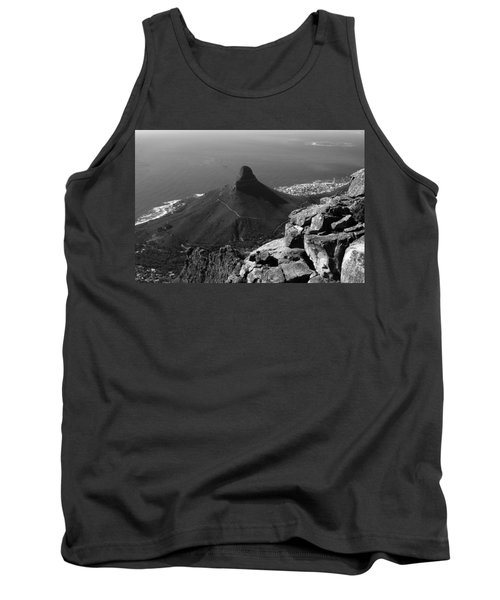 Lions Head - Cape Town - South Africa Tank Top