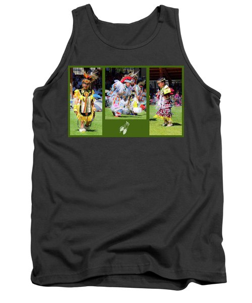 Little Competitors Tank Top