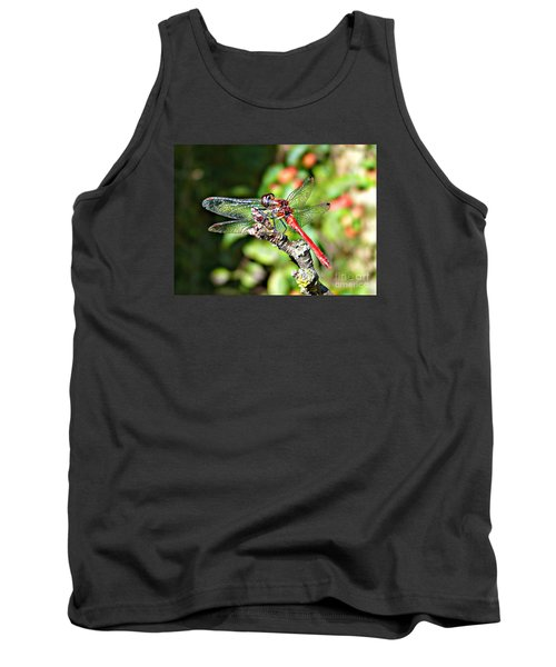 Little Dragonfly Tank Top