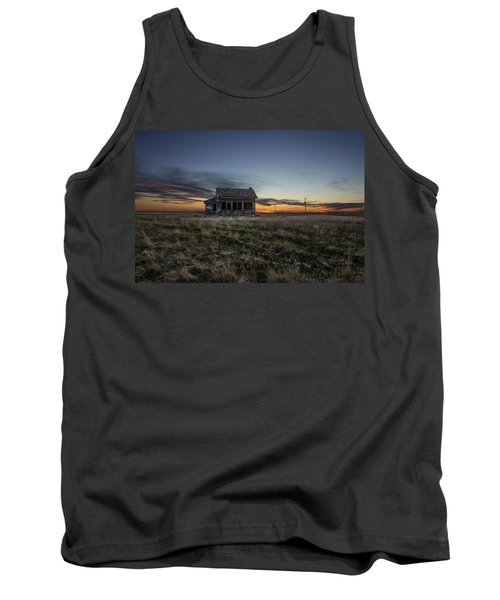 Little House On The Prairie Tank Top