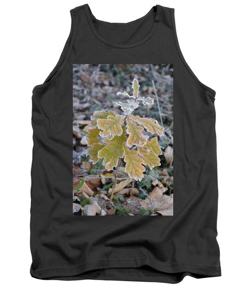 Tank Top featuring the photograph Little Oak by Felicia Tica
