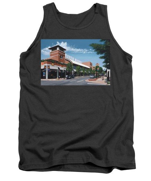 Little Rock River Market Tank Top
