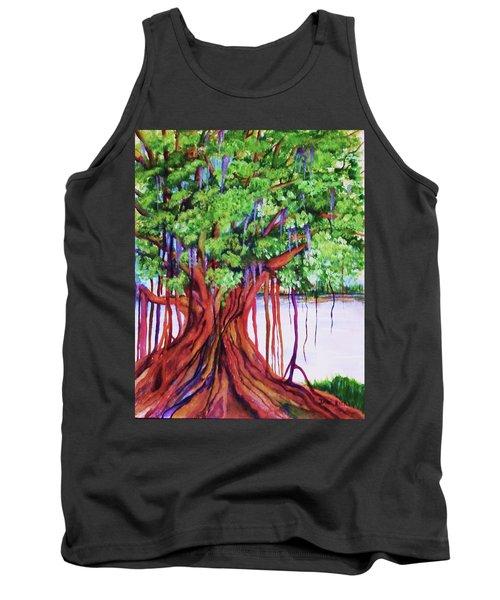 Living Banyan Tree Tank Top