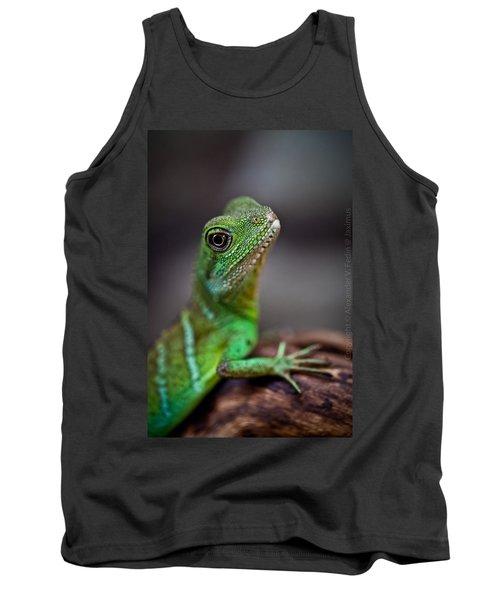 Lizard Tank Top