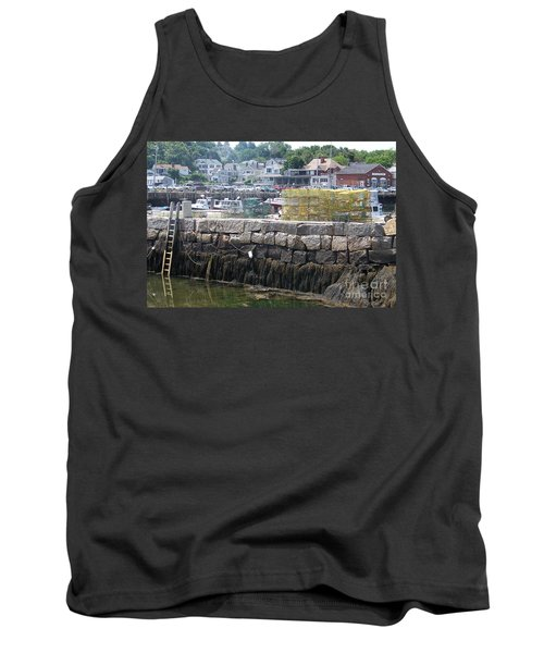 Tank Top featuring the photograph New England Lobster by Eunice Miller