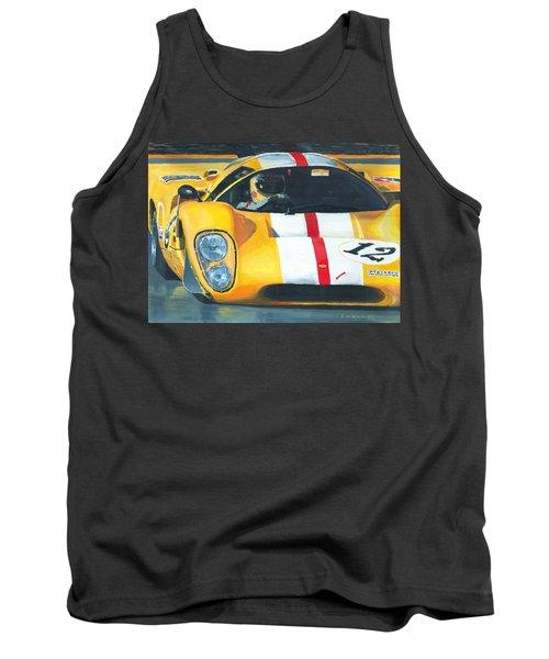Lola T70 Mkiii/b 1969/1970 Season Cars Sebring Le Mans Tank Top