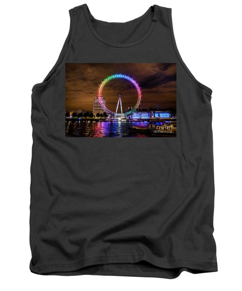 London Eye Pride Tank Top